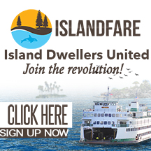 Island Dwellers join the revolution! Islandfare.com